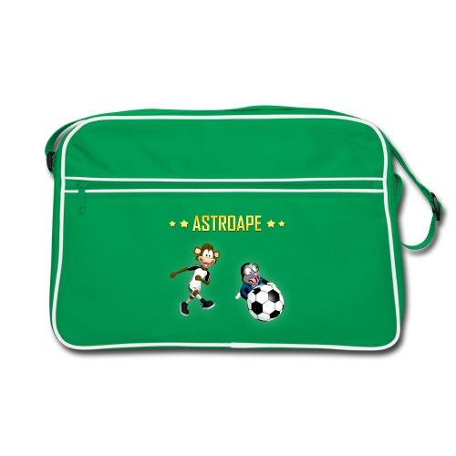 Astroape Torschuss Tasche - Retro Tasche