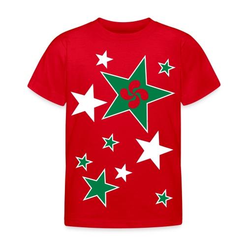 Basque Stars - T-shirt Enfant