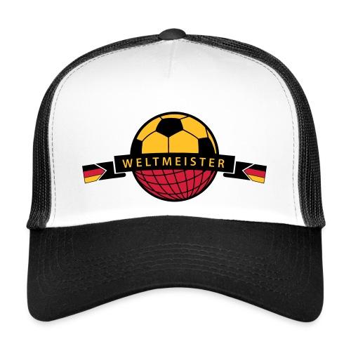 Weltmeister Vorfreude - Trucker Cap