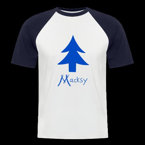 Baseballshirt - Pines - Männer Baseball-T-Shirt
