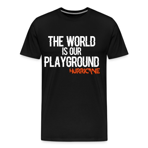 TWIOP - Boy Orange - T-shirt Premium Homme