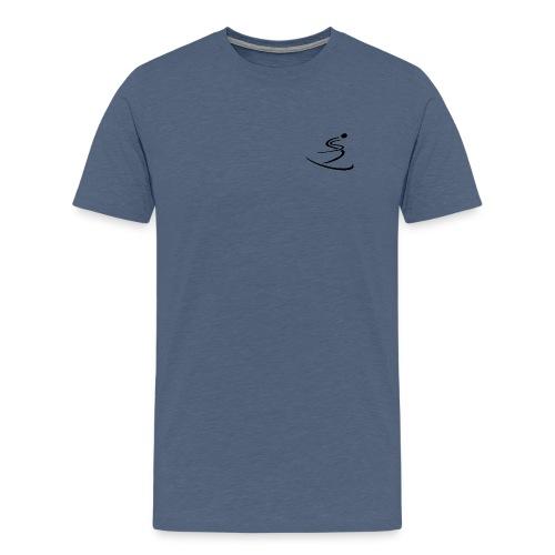 Skier Logo Men's T - Men's Premium T-Shirt