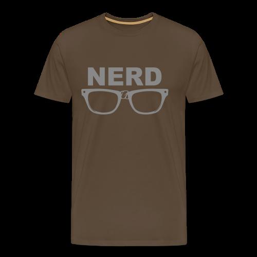 NERD Shirt - Männer Premium T-Shirt