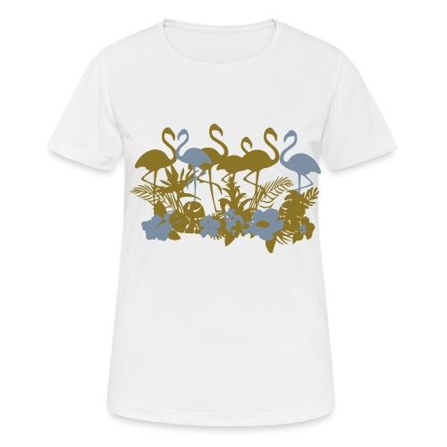 Andari Lore´ll Frauen T-Shirt atmungsaktiv - Frauen T-Shirt atmungsaktiv