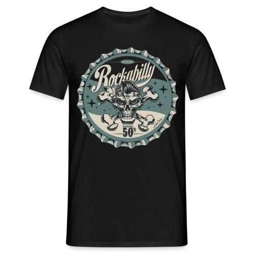 bottle cap - Camiseta hombre