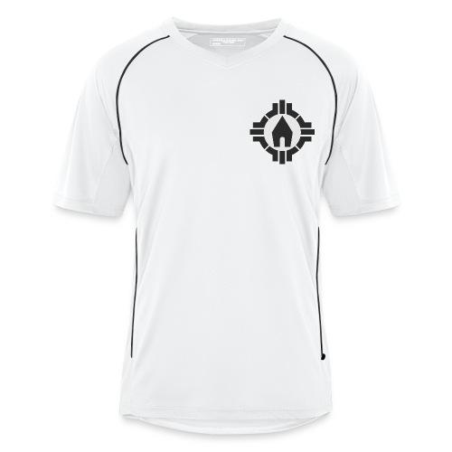 SMJ - Fußballtrikot (Logo sw Brust) - Männer Fußball-Trikot