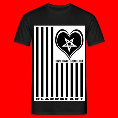 blackheart. TEE - Men's T-Shirt