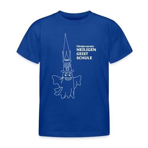T-Shirt Geist für KINDER - Kinder T-Shirt
