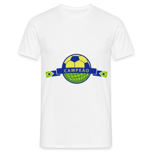 Brasil copa - Männer T-Shirt