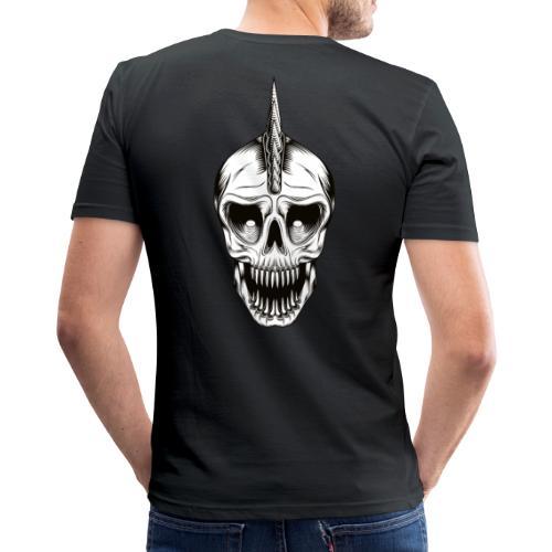 6Bulle Demon / T-Shirt près du corps - T-shirt près du corps Homme