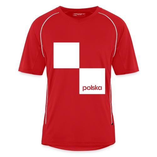 Poland Trikot - Männer Fußball-Trikot