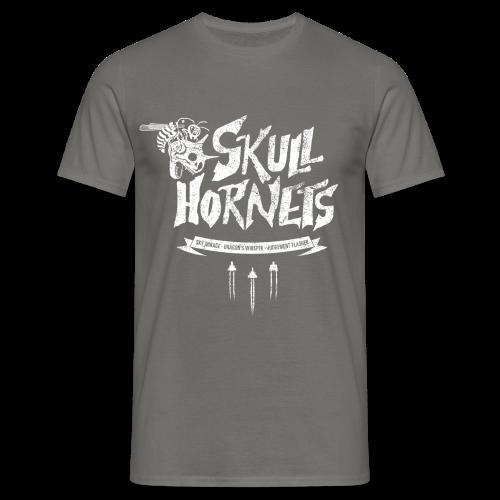 Skull Hornets - Men's T-Shirt