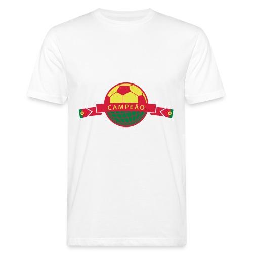 Portugal - Männer Bio-T-Shirt