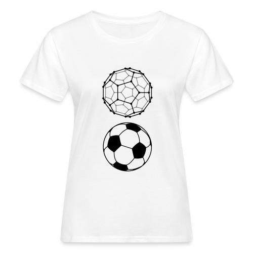 C60 Soccer / Fussball, Ws Organic T-Shirt - Frauen Bio-T-Shirt