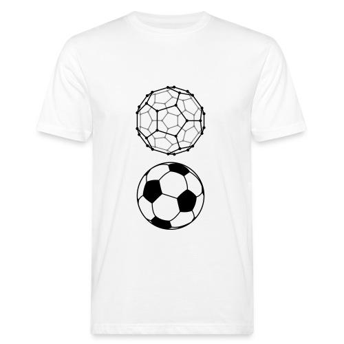 C60 Soccer / Fussball, Ms Organic T-Shirt - Männer Bio-T-Shirt
