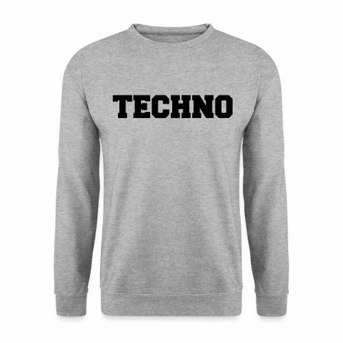 Techno V3 - Pullover - Männer Pullover