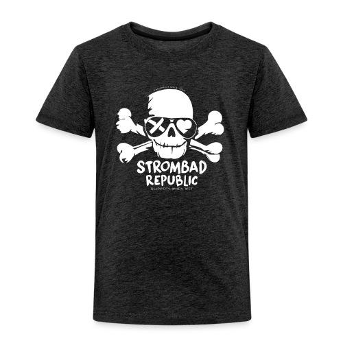 Strombad Pirat Kinder T-Shirt - Kinder Premium T-Shirt