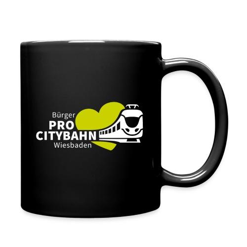 ProCB Tasse black - Tasse einfarbig