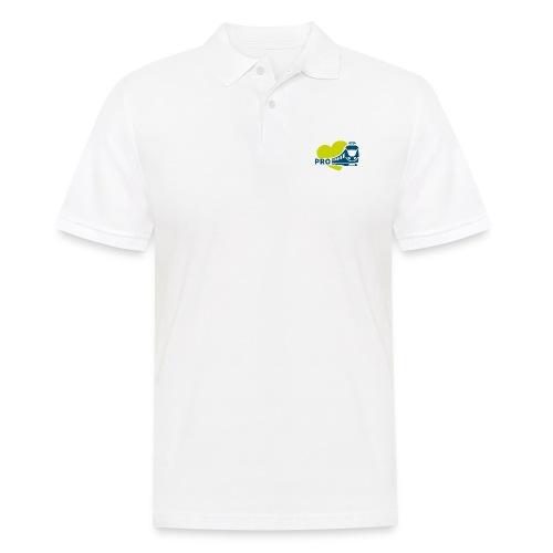 ProCB Poloshirt, Logo vorne klein - Männer Poloshirt