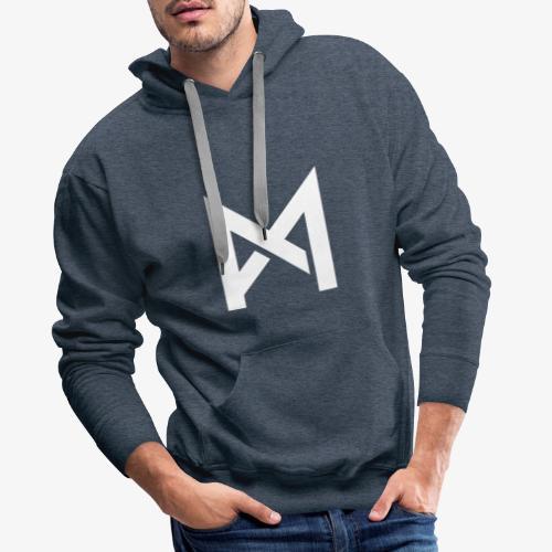 mac media Hoddie - Männer Premium Hoodie