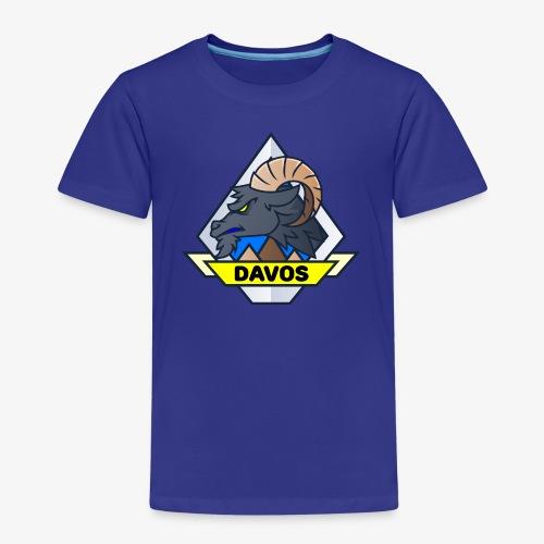 Davos Steinbock (Kids) - Kinder Premium T-Shirt