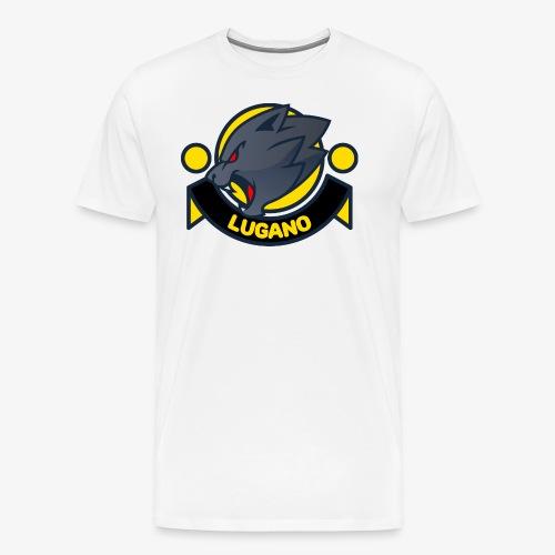 Lugano Panther (Man) - Männer Premium T-Shirt