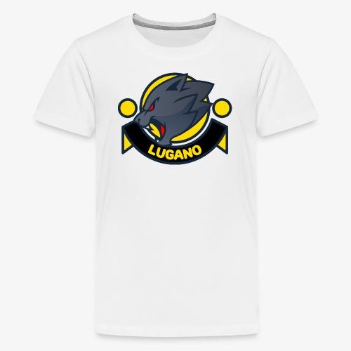 Lugano Panther (Teen) - Teenager Premium T-Shirt