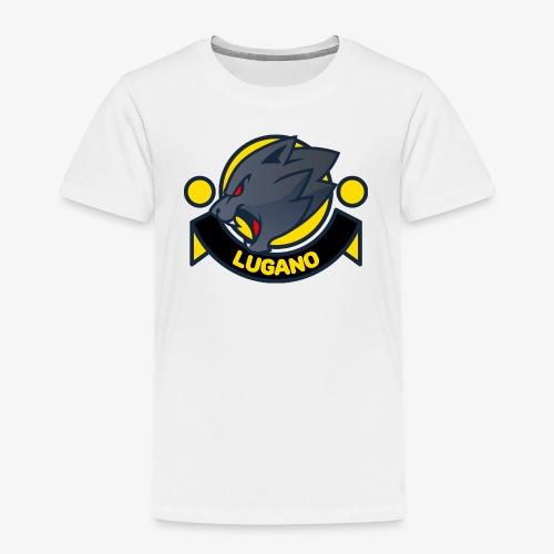 Lugano Panther (Kids) - Kinder Premium T-Shirt