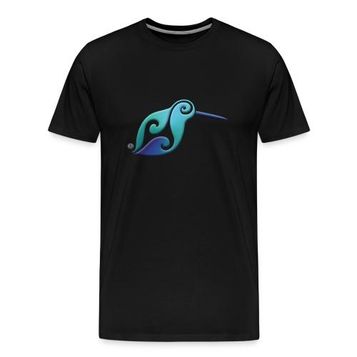 Kiwi Mannen Premium T-shirt - Men's Premium T-Shirt