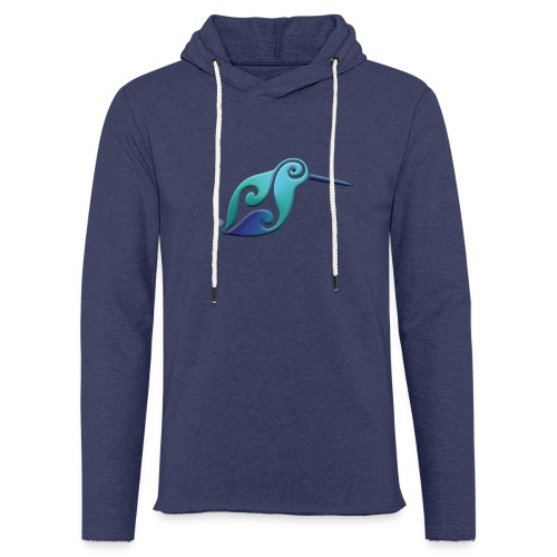 Kiwi lichte hoodie - Light Unisex Sweatshirt Hoodie