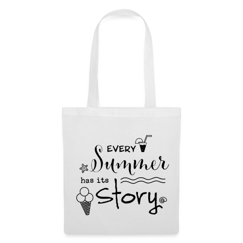 Every Summer has its Story - Stoffbeutel