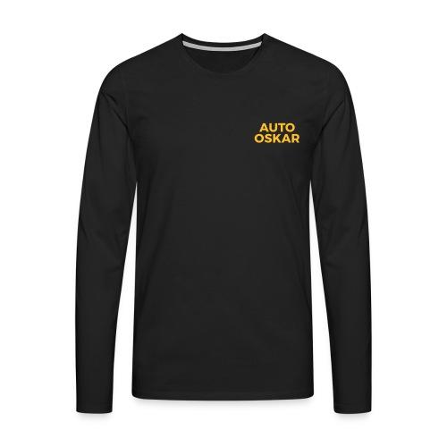 Langarmshirt Herren - Männer Premium Langarmshirt