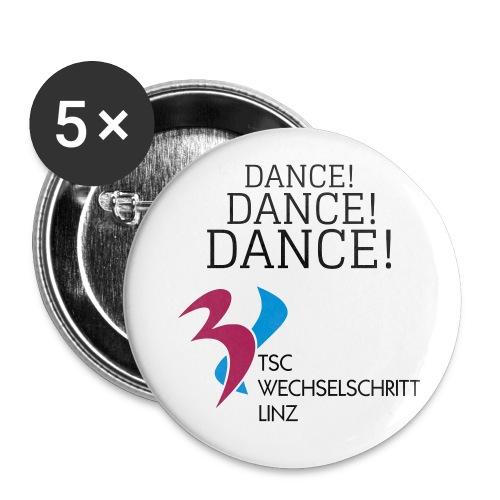 Button Dance - Buttons mittel 32 mm (5er Pack)