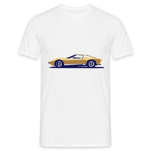 The car - Männer T-Shirt