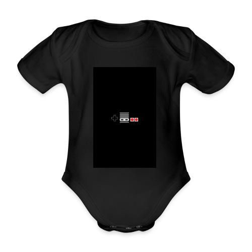 Gamer - Organic Short-sleeved Baby Bodysuit