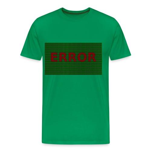 Error - Men's Premium T-Shirt