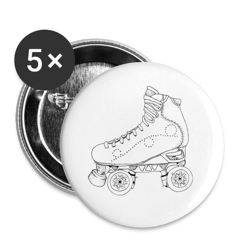 Badge Roller Quad - Badge petit 25 mm