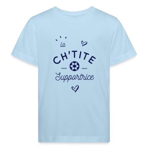 La ch'tite supportrice - T-shirt bio Enfant