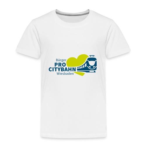Kinder-Premium T-Shirt weiß - Kinder Premium T-Shirt