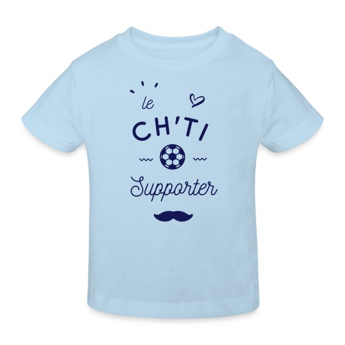 Le ch'ti supporter - T-shirt bio Enfant