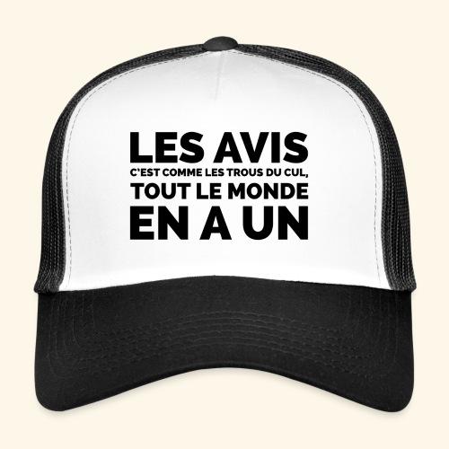 Les Avis - Trucker Cap