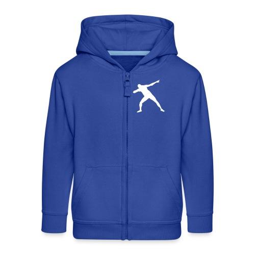Bolt rules - Kids' Premium Zip Hoodie