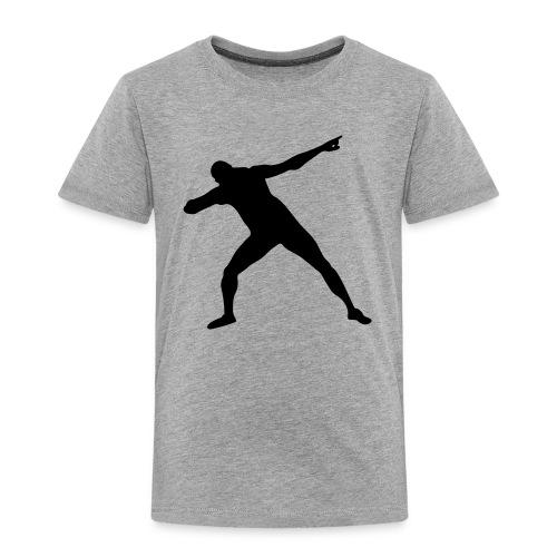 Get set Bolt - Kids' Premium T-Shirt