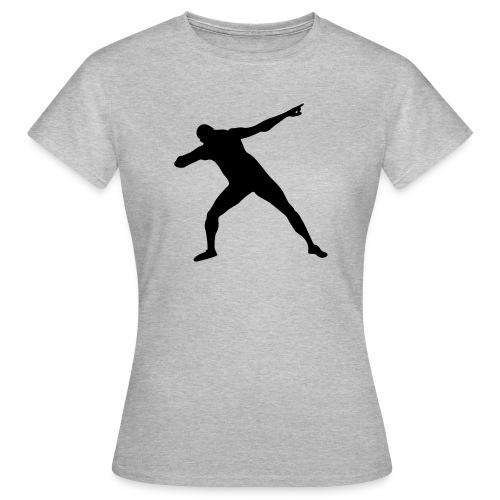 Get set Bolt - Women's T-Shirt