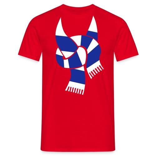 Football UK Fan Scarf - Men's T-Shirt