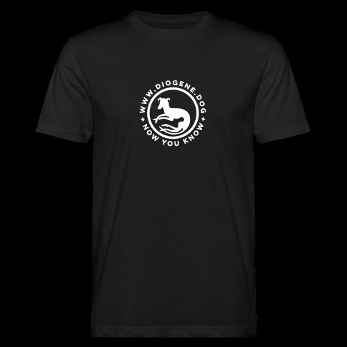 DIOGENE BASIC TEE - T-shirt bio Homme