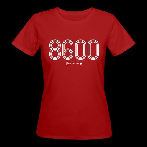 8600 Bamberg - Damen BIO T-Shirt - 100% Baumwolle - #KLEINSTADT - Frauen Bio-T-Shirt