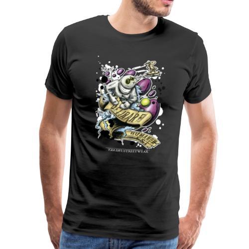Irre sein ist menschlich2 - Männer Premium T-Shirt