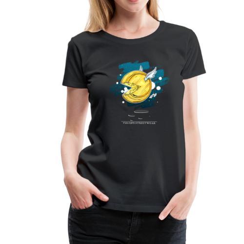 der fliegende Holländer - Frauen Premium T-Shirt