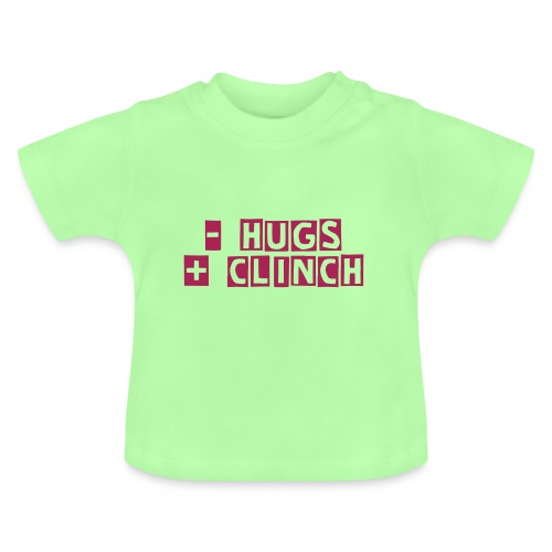 baby clinch - Baby T-Shirt